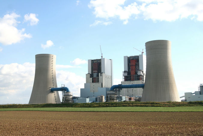 Power Plants: a Critical Infrastructure